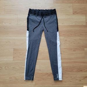 Reebok Color Block Slim Fit Leggings w/ Drawstring